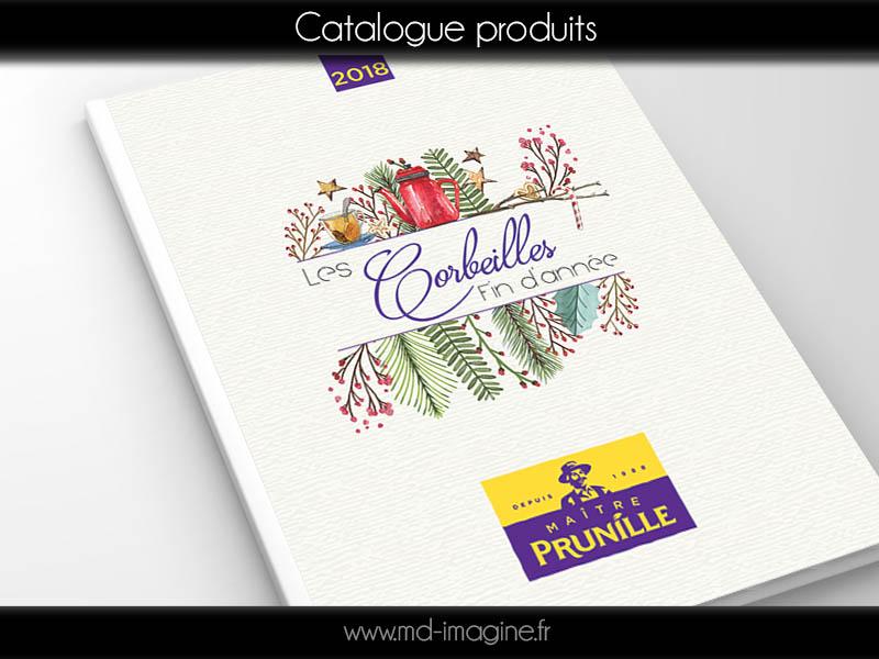 Création catalogue de produit, graphisme, marmande, 47