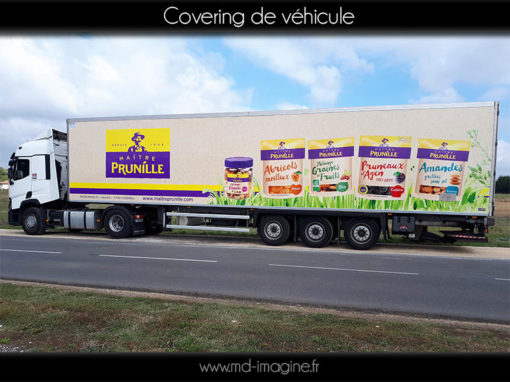 Covering de véhicules