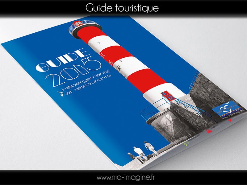 edition de guide touristique, mise en page, graphisme, 47, sud France