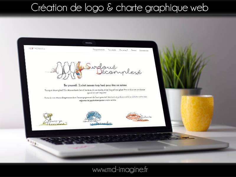 création de logo, charte graphique, création de pictogrammes