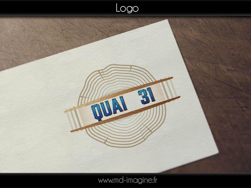 Création de Logo graphiste Marmande 47