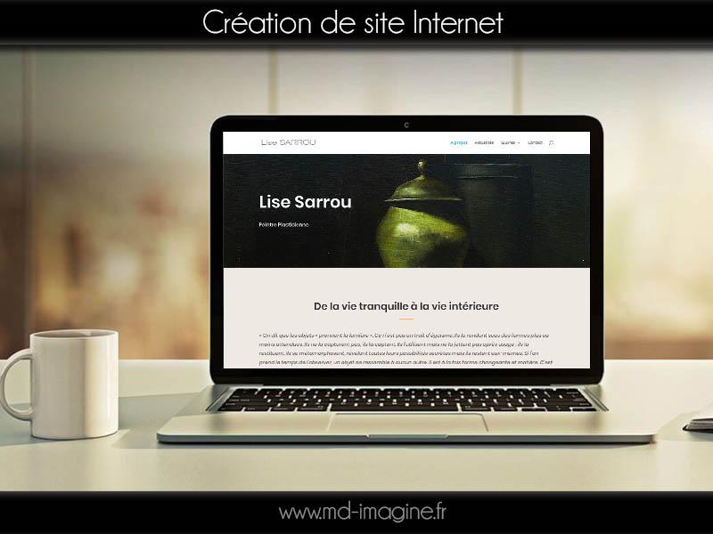 création de site Internet vitrine, Marmande, 47